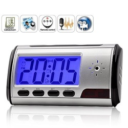 Alarm clock shape hidden camera wireless DVR USB Motion Alarm.digital camera.Camera.mini dvr watch mini dv dvr Free Shipping(China (Mainland))
