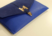 2013 new female bag envelope bag hand bag free shipping