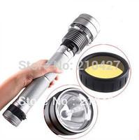 85W HID xenon 8500Lumen 3modes hid flashlight torch more bright than LED flashlight wholesale