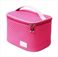 Portable Cosmetic bag makeup bag Make-up kit  cosmetics case storage bag duffle large capacity