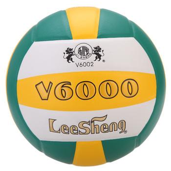 Volleyball lisheng v6002 5 leesheng volleyball ultrafine PU leather