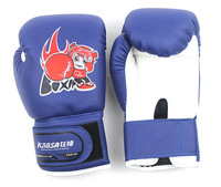 Freeshipping!!!New year gift child sanda glove teenage child boxing gloves sports fitness