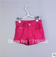 2013 summer baby girls denim shorts kids shorts for girls casual children shorts kids clothing free shipping