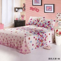 Ark royal bed sheets double 250 100% cotton sheets singleplayer 100% cotton coverlet