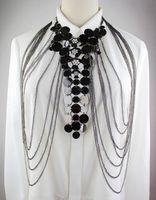 M&T 2013 New Body Chain Necklace Jewlery , Body Chain Harness Fashion
