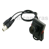 Mini HD 700TVL Sony CCD Effio-E DSP 2.1mm Wide Angle View Lens CCTV Security Surveillance Video Camera Free shipping