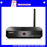 Free shipping GIEC R1 dual-core android 4.1 wifi STB network player television set-top box #A110001