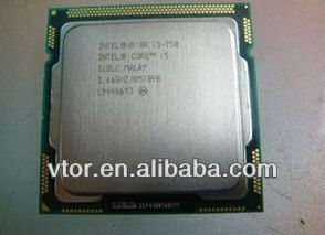 Intel Core I5 750 Good quality CPU(Hong Kong)