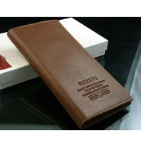 2013 HOT Fashion Designer Brand New Fashion Mens Wallet,  Leather  Casual Purse,,High Quality Free Shipping