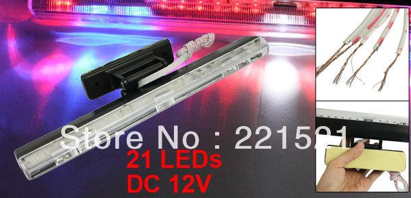 Дополнительный стоп-сигнал Car LED Strip 21