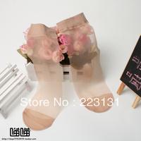 10 pairs/lot Women Sexy Ultra-Thin Filar Socks Casual Socks good quality Free Shipping