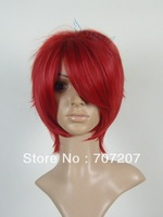Wholesale/Retail Free shipping Cheap Cosplay Wig Uta no Purinsu Sama Niwa Daisuke / Gaara / Sasori  wig super original Halloween