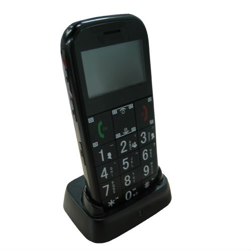 gps sos cell phone for senior(China (Mainland))