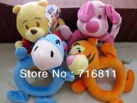 4pcs/lot, Baby Cartoon Handbell Toys,Baby educational toy, 269#