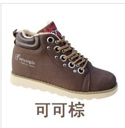 Manufacturers of new autumn and winter boots women increased heavy-bottomed boots candy-colored ankle boots / boots / shoes / ca(China (Mainland))