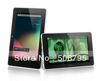 New Arrival Ainol novo 7 Crystal android 4.1  7 inch Tablet PC Dual Core 1.5Ghz 1GB 8GB WIFI +earphone+pu cse+sandisk 4g tf card