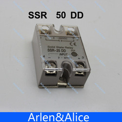 50DD SSR,input 3~32VDC load 5~250VDC DC single phase DC solid state relay(China (Mainland))