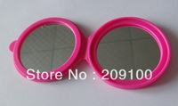 new design silicone makeup mirror, silicone cosmetic mirror