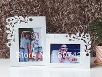 HOT SALL Frame  design fashion Flower photo frame 4x6 inch