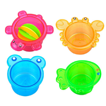Obbe marine buttressed cup summer 463412 baby shower bath toys