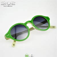 sio2 men women sunglasses round sunglasses vintage black sunglasses big box fashion style star fashion