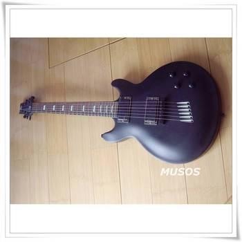 L g & one piece electric guitar
