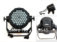 4pcs  free shipping to usa/canada/mexico outdoor use IP65 54X3W led par can lights