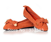 Promotions! Women's Genuine Shoes Leather Shoes Comfort  Shoes 3 Colors Free Shipping