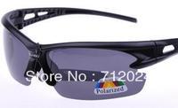 Men explosion-proof sunglasses polarized movement driver professional glasses tide male 2013 sunglasses