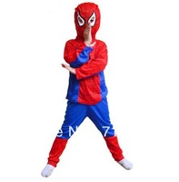 Nice New Kids Spiderman Costume Outfit 3-6 Y/O SZ:S,M.L Halloween Christmas Gift