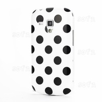 Pokla Dots TPU Case Cover for Samsung Galaxy S Duos S7562 free shipping