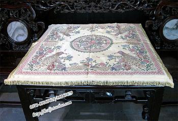 Jin sheng 2341 tapirs cloth table cloth tablecloth 96 96cm