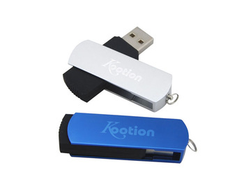 5pcsx Metal U Disk Stick USB 2.0 Flash Drive 4GB/8GB/16GB free shipping kootion brand model u267