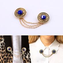 Fashion fashion accessories tassel personality vintage brooch