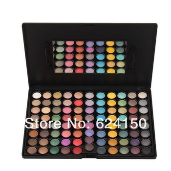 Freeshipping+Dropshipping Cheapest Fashion popular 88 Colors Makeup Matte Eyeshadow brush Eye Shadow pigment Palette