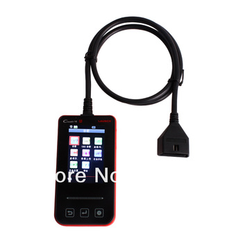 2014 New Arrival Original LAUNCH Diagnostic Full System Code Reader Creader VII Update Via offical website Free Shipping