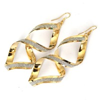 Min.order is $15 (mix order)  Wholesale Fashion personality Bright Earring Jewelry R3507