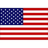 10pcs/Lot Wholesale Free Shipping NEW U.S 3' x 5' AMERICAN FLAG USA United States U.S.A. 3 FT X 5 FT Flags