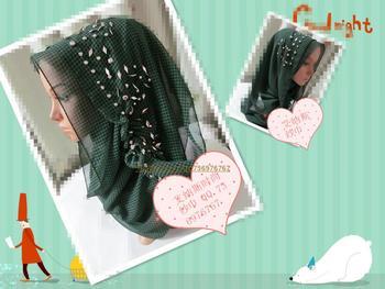 2013 plaid bandanas muslim bandanas scarf fashion long bandanas hijab