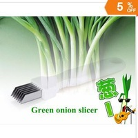 free shipping, MINI ORDER:10$(MIX ORDER) ,stainless steel onion knife kitchen ,graters for vagetables ,scallion cutter ,slicer