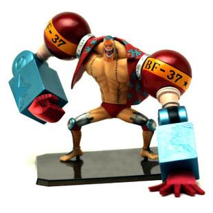 One Piece Franky Figure Figurine 20cm avec la boite