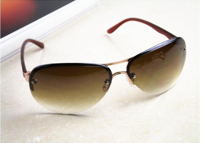 bruce-lee-frameless-reflective-sunglasses-vintage-glasses ...