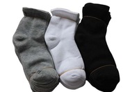 60piece=30pairs mixed color Socks summer men socks moisture wicking solid color sports socks stocking scale-free logo