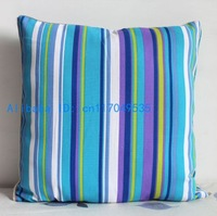 1PCS 19 inch (50cm*50cm) Colorful Cotton Pillow Cushion Cover For Sofa or Bed (Blue) P123