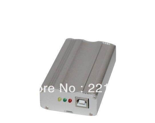 free shipping MOST Popular 2013 new SMPS MPPS K+CAN V12 CAN Flasher Aluminum shell metal box S-MPS chip tuning tool best quality(China (Mainland))