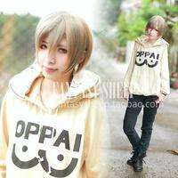 Male print sweatshirt cosplay clothes