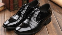 2013 Supernova sale men brands genuine leather shoes zapatos flat shoes drop shipping