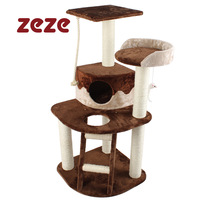 Cat rack zeze springboard cat box mouse toy column cat climbing frame pet supplies ladder sofa