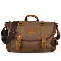 Augur 2012 male fashion messenger bag handbag messenger bag briefcase
