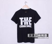 free shipping the boy eagle print short sleeve t-shirt shirts lover shirts tops tank tees blouse